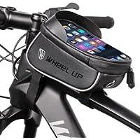 Bolsa de selim para Bicicleta à prova d'água com design reflexivo, Bolsa para armazenamento de ferramentas, Bolsa de…
