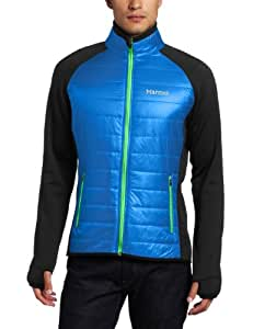 Marmot Men's Variant Jacket, Cobalt Blue/Black, Medium