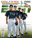 ESPN (July 14, 2008) Baseball at the Break (The Next Pistol Pete; Kenny Mayne; Shipper Jones; Buster Olney, A-Rod - Riches)