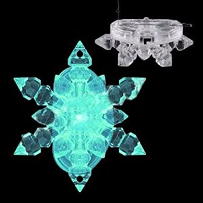 blinkee Color Changing Snowflake Hair Clip by: Toys & Games