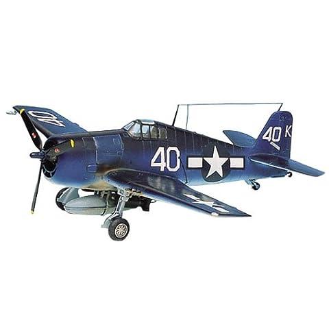 Academy WWII U.S. Navy Fighter F6F-3/5 Model Kit - Model Plane