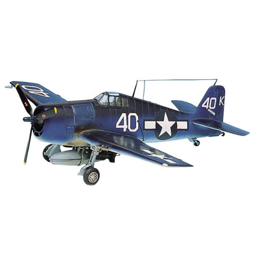 Academy WWII U.S. Navy Fighter F6F-3/5 Model Kit