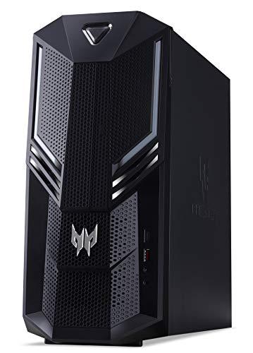 Acer Predator Orion 3000 - PO3-600 - Ordenador de sobremesa (Intel Core i5-8400, 8 GB RAM, 1 TB HDD, 128 GB SDD, Nvidia GTX 1050, Windows 10 Home) negro 2