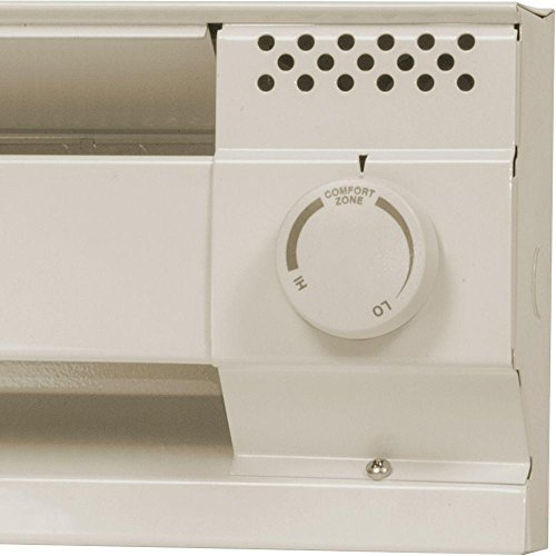 Cadet BTF1A Electric Baseboard On-Board Thermostat
