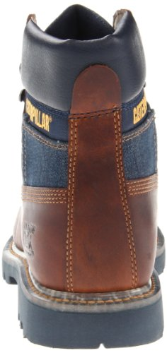 Caterpillar Mens Colorado Jeans Boot Denim