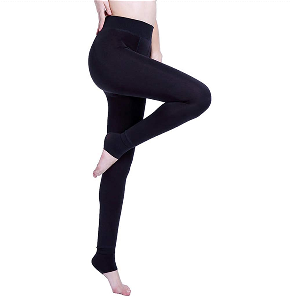 Winter Leggings For Women Warm Thick Fleece Lined Thermal Stretchy By Unchained Warrior