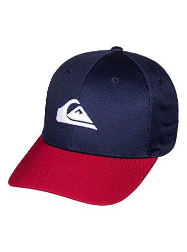 Quiksilver Big Boys' Decades Youth Hat, Navy Blue Blazer, 1SZ