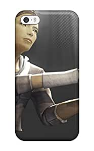 New Fashion Premium PC Case Cover For Iphone 5/5s - Alyx Vance Half Life 2