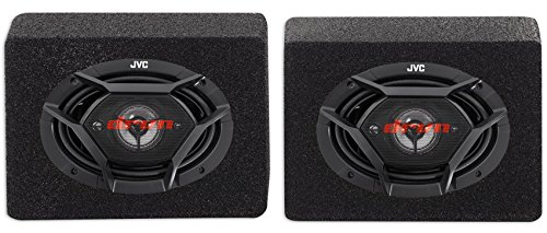 Pair New JVC CS-DR6940 6x9 1100 Watt 4-Way Car Stereo Speakers + (6 Way Stereo)