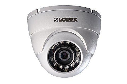LOREX LEV1522B Add-On 720p HD Dome Security Camera for Lhv100 Series DVRs [並行輸入品] B01MS3C7BA