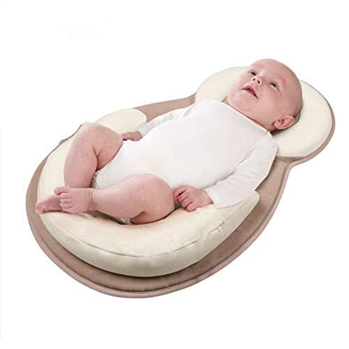 G-Tree del bebé almohada, colchón de la cama de bebé portátil para el bebé recién nacido e infantil Acerca de 0-12...