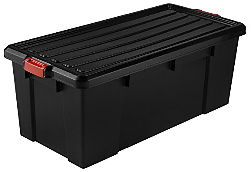 IRIS Quart Heavy Storage Black