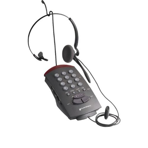 Corded Home Use Headsets T20 Telephone Headset (Theater Walkie Talkies)