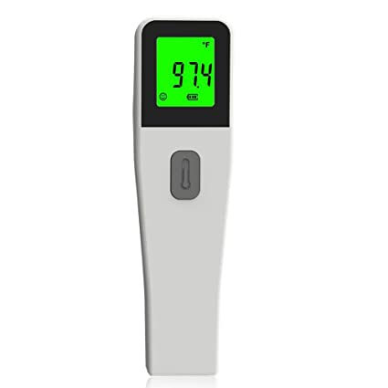 Non Contact Forehead Thermometer for Kids and Adult,Infrared Thermometer Forehead/Medical,Digital Thermometer with Fever Alarm CE and ROSH Approved