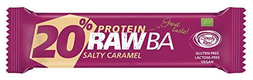 Simply Raw - RAW BA Protein Salty Caramel - 40 g