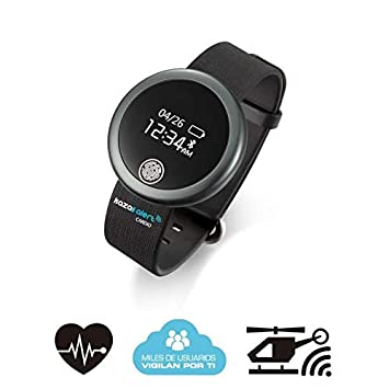 Kaza Avisador de Radares Internacional Smartwatch Live Alert Cardio: Amazon.es: Coche y moto