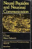 Neural Peptides and Neuronal Communication, Erminio Costa, Marco Trabucchi, 0890043752