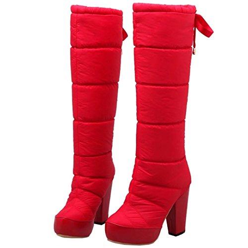 AIYOUMEI AIYOUMEI Classic Red Boot WoMen Boot WoMen Red Classic AIYOUMEI qgRyxywEF4