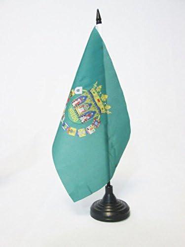 AZ FLAG Bandera de Mesa de la Provincia DE Sevilla 21x14cm ...