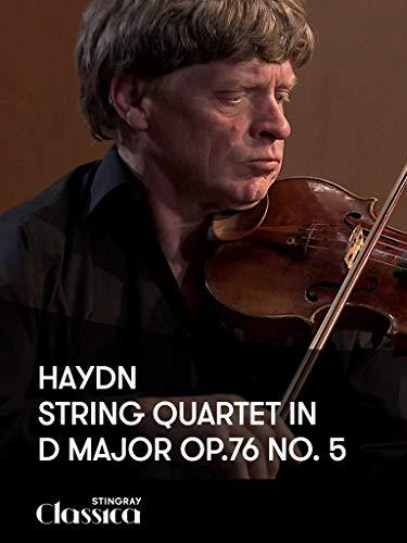 (Haydn - String Quartet in D Major Op.76 No. 5)
