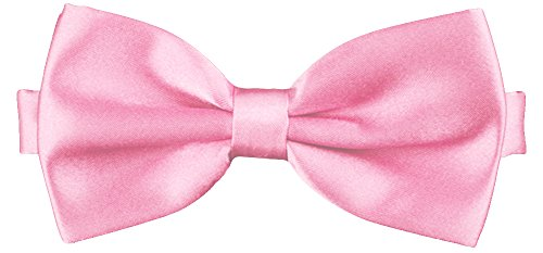 Flairs New York Little Gentleman's Bow Tie (Little Bow Tie Only, Flamingo Pink)