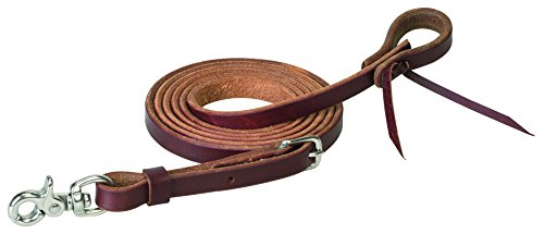 Weaver Leather Working Tack Stainless Steel Roper Rein (Leather Steel Reins)