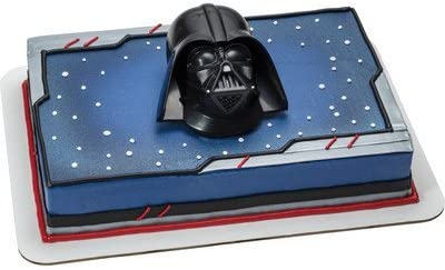 Fantastic Amazon Com Star Wars Darth Vader With Breathing Sounds Cake Birthday Cards Printable Trancafe Filternl