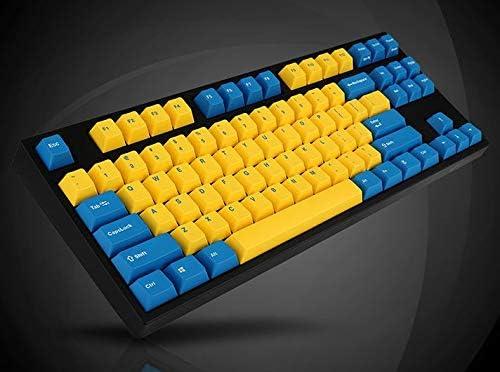 Leopold FC750R Swedish Edition 87Keys High-end Mechanical Keyboard 1.5mm PBT Double Shot Cherry MX Switch Black Switch