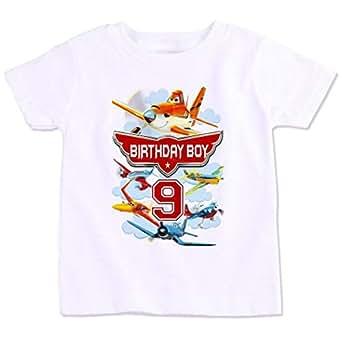Disney Planes Birthday Boy 9 T-Shirt