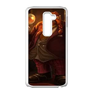 LG G2 phone case White League of Legends Gragas IUY2058671