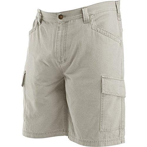 Wolverine Men's Whitepine Cargo Short, Khaki, W40