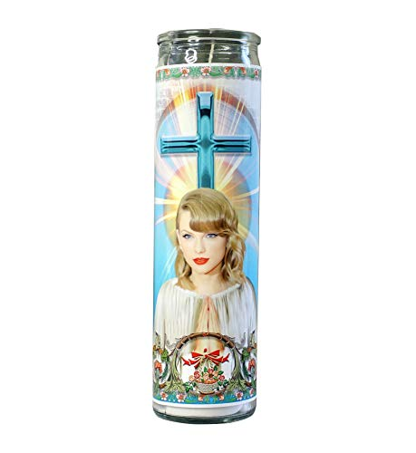 My Pen15 Club Taylor Swift Celebrity Prayer Candle ()