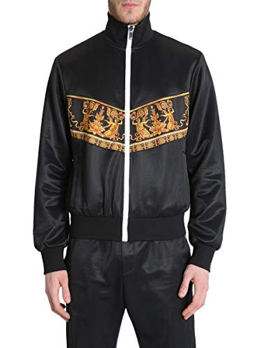 Versace Luxury Fashion Herren A80943A226381A008 Schwarz