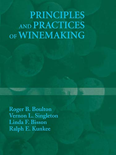 (Principles and Practices of Winemaking)