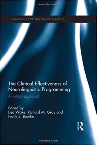 The Clinical Effectiveness of Neurolinguistic Programming: A