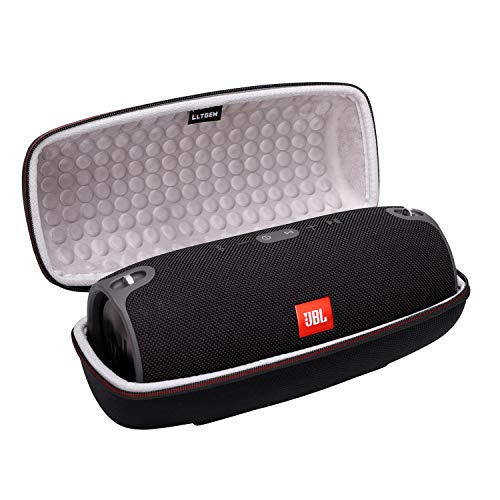 LTGEM EVA Hard Case for JBL Xtreme Portable Wireless Bluetooth Speaker - Travel Protective Carrying Storage Bag