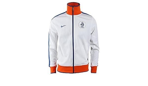 Like NEW Nike KNVB track jacket