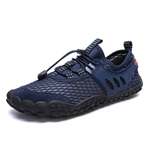 AFT AFFINEST Mens Womens Water Shoes Outdoor Hiking Sandals Aqua Quick Dry Barefoot Beach Sneakers Swim Boating Fishing Yoga - Shoes Neoprene Aqua