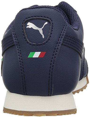PUMA Baby Ferrari Roma Kids Sneaker Peacoat, 9 M US Toddler by PUMA (Image #2)