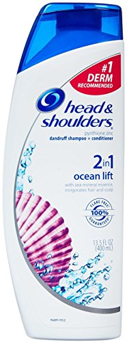 Head & Shoulders Ocean Lift 2-in-1 Shampoo + Conditioner - 13.5 oz