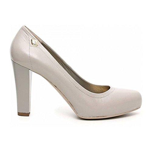 Nero Giardini - Zapato de salón de Mujer, Blanco, P512541DE-514