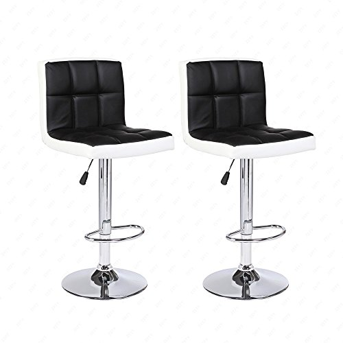 Top Best 5 Kitchen Stool Black And White For Sale 2016