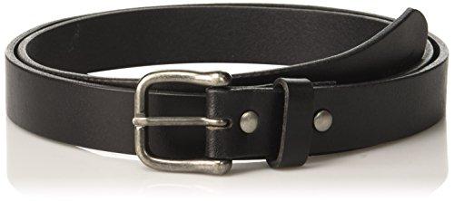 Brixton Men's Archer Leather Belt, black, L/XL
