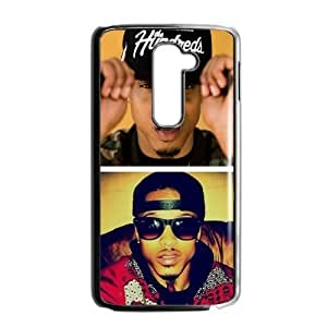 DIY August Alsina Custom Case Shell Cover for LG G2