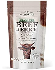 Big Frontier Grass Fed Beef Jerky 8oz