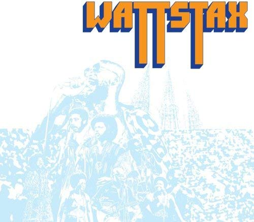 WATTSTAX (3-CD Deluxe Edition) by Stax