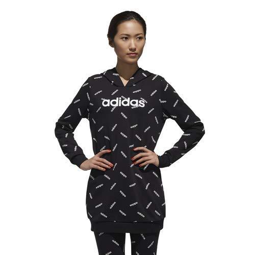 c4ed4b352c452 adidas Women's All Over Print Hoodie