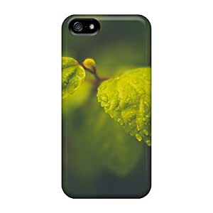 Mialisabblake NAdKdqy6932GIIbu Case Cover Skin For Iphone 5/5s (macro Foliage Nature)