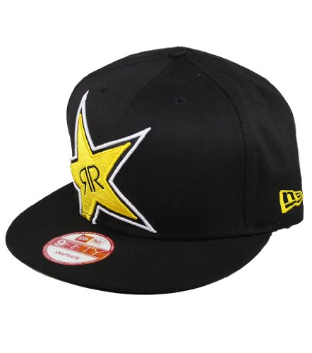 Rockstar Energy - Gorra de béisbol - Opaco - para hombre negro ...