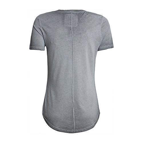 Damen T-Shirt LINE - von Better Rich - Farbe Granite Gray